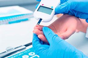 Cuidados de la diabetes mellitus para enfermería