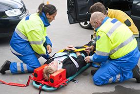 Experto en politraumatismosy abordaje inicial en emergencias